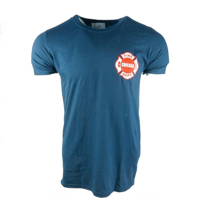 Men's Short Sleeve Chicago Fire Department T-Shirt