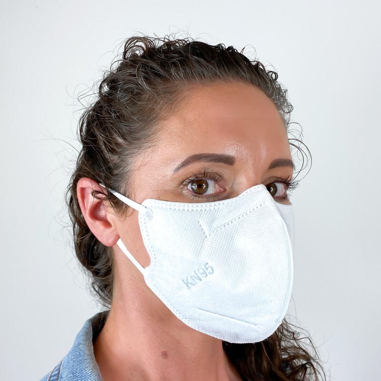 KN95 High-Filtration Face Mask box of 20 Masks