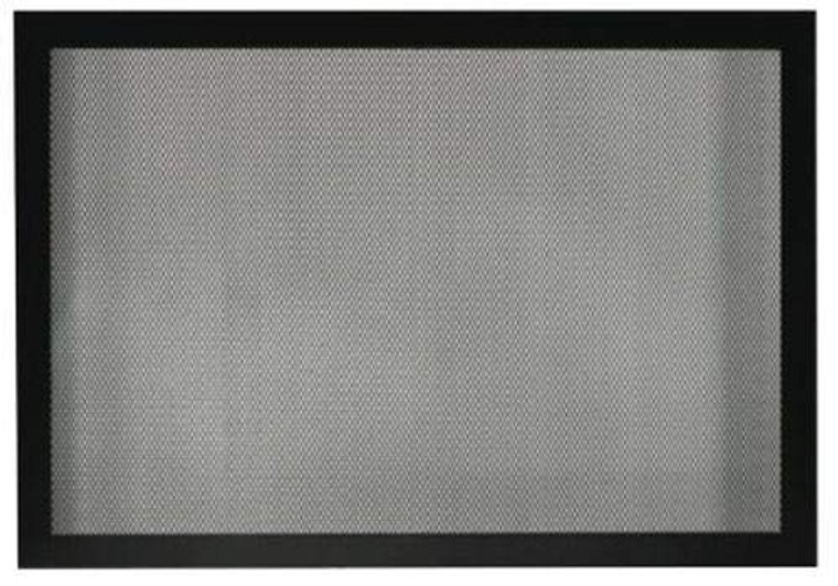 """Empire Comfort Systems Fireplace 36"""" Short Barrier Screen for Tahoe Deluxe Fireplaces - MB"""