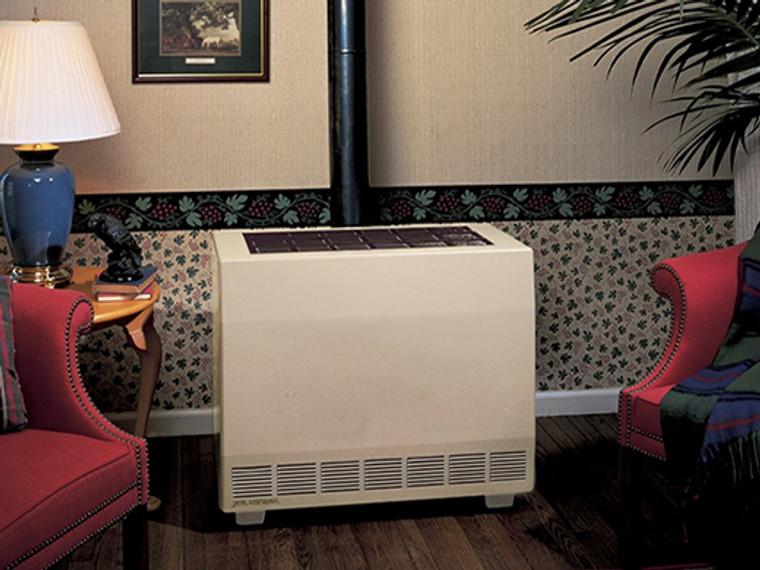 Empire Closed Front Room Heater Liquid Propane 50000 BTU