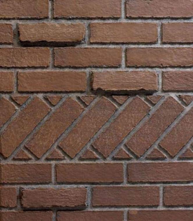 "Empire Comfort Systems Banded Brick Ceramic Fiber 36"" Liner for Premium 36 Firebox"