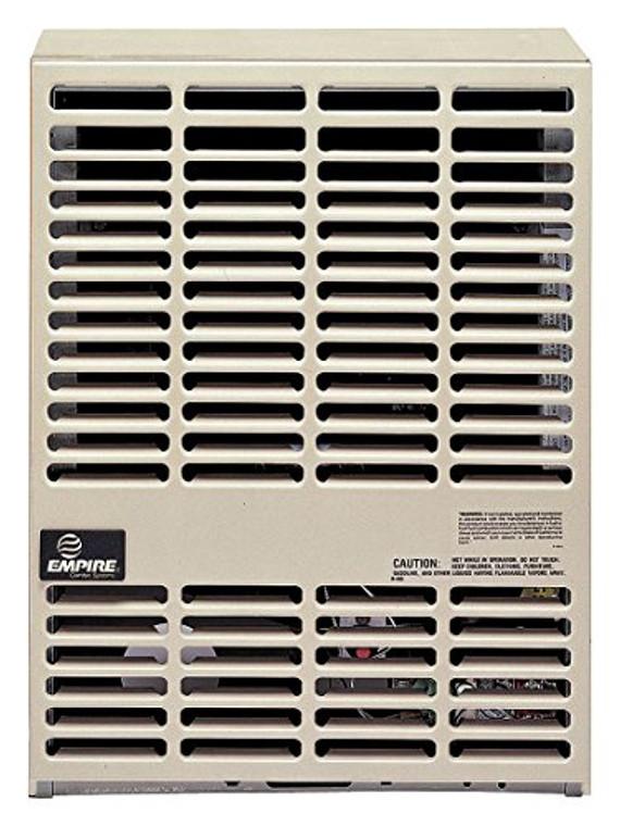 Empire Comfort Systems DV215 NG 15,000 BTU Direct Vent Wall Furnace Natural Gas DV-215 NG