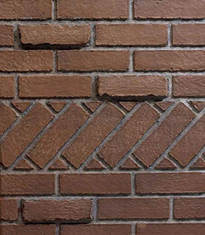 Empire Liner, Banded Brick - DVP42XE