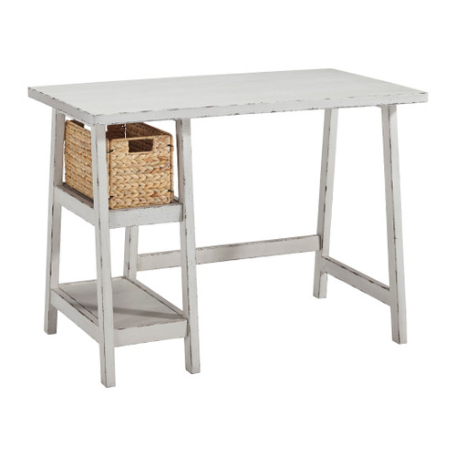 MIRIMYN SMALL HOME OFFICE  DESK-ANTIQUE WHITE