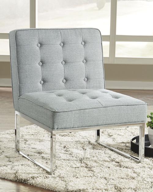 Cimarosse Gray Accent Chair