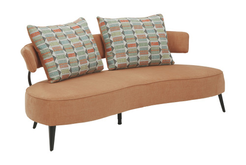 Hollyann Rust RTA Sofa