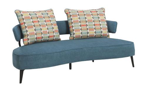 Hollyann Blue RTA Sofa