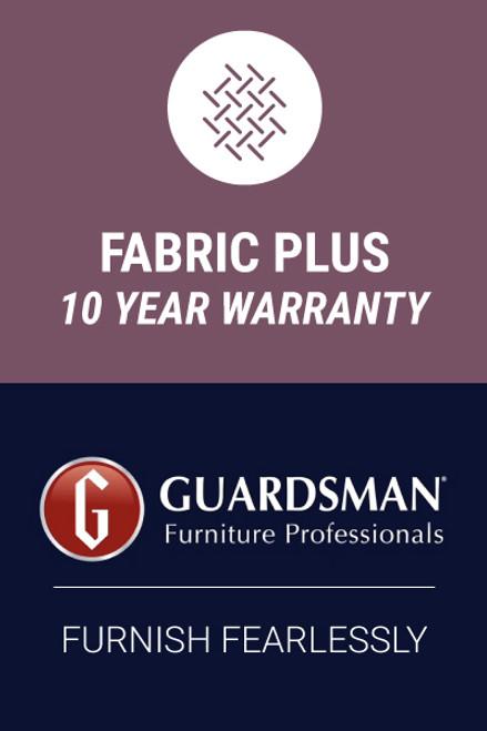 Fabric Plus - 10 Year Warranty