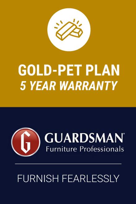 Gold Pet Plan - 5 year Warranty