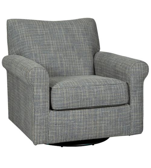 Renley Ash Swivel Glider Accent Chair