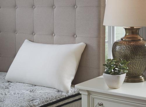 Z123 Pillow Series White Cotton Allergy Pillow
