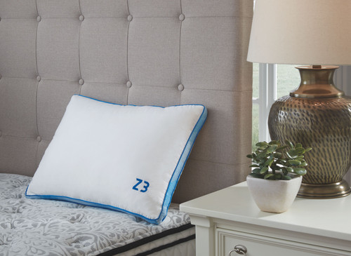 Z123 Pillow Series White Cooling Pillow
