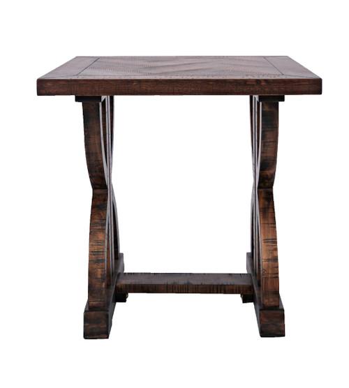 FAIRVIEW OAK END TABLE