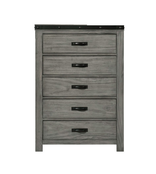 WADE FIVE DRAWER CHEST