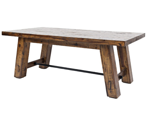 CANNON VALLEY TRESTLE COCKTAIL TABLE