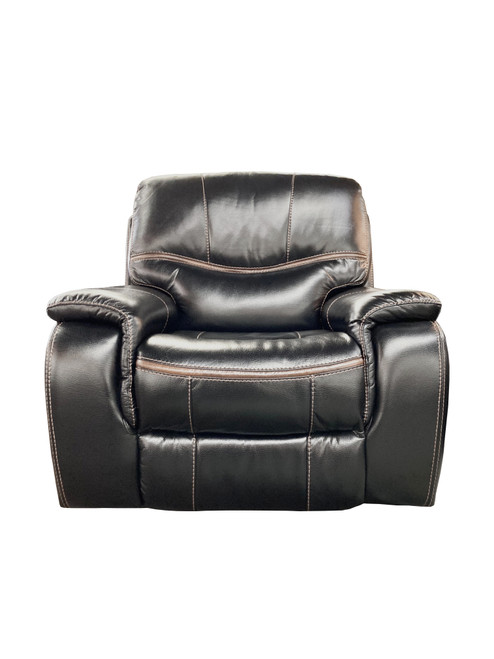 LEATH-AIRE RECLINER