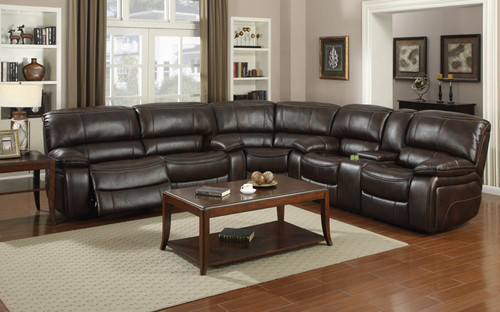 CYPRESS RECLINING 3-PC SECTIONAL