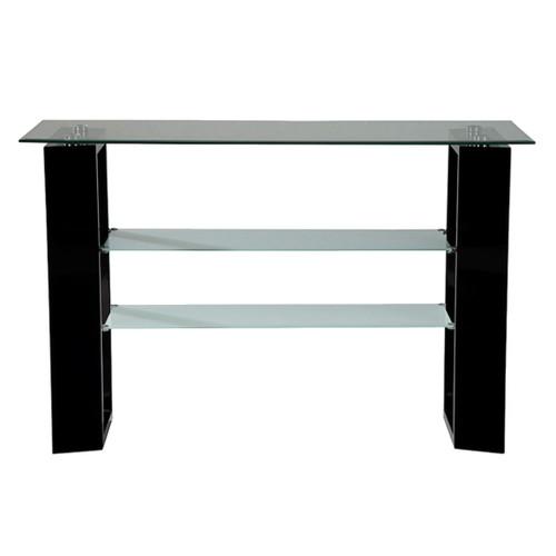 MODENA BLACK SOFA TABLE