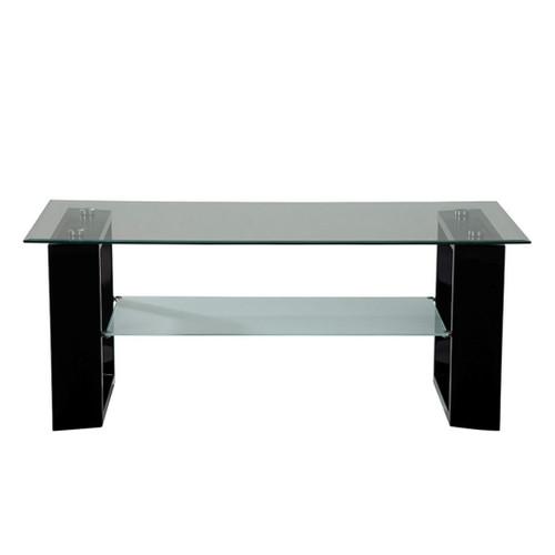 MODENA BLACK COCKTAIL TABLE