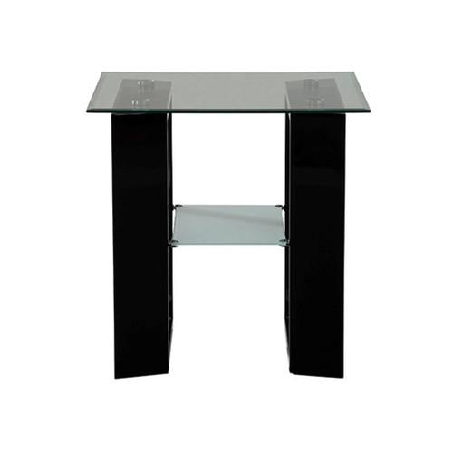 MODENA BLACK END TABLE