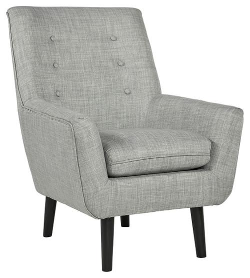 Zossen Gray Accent Chair