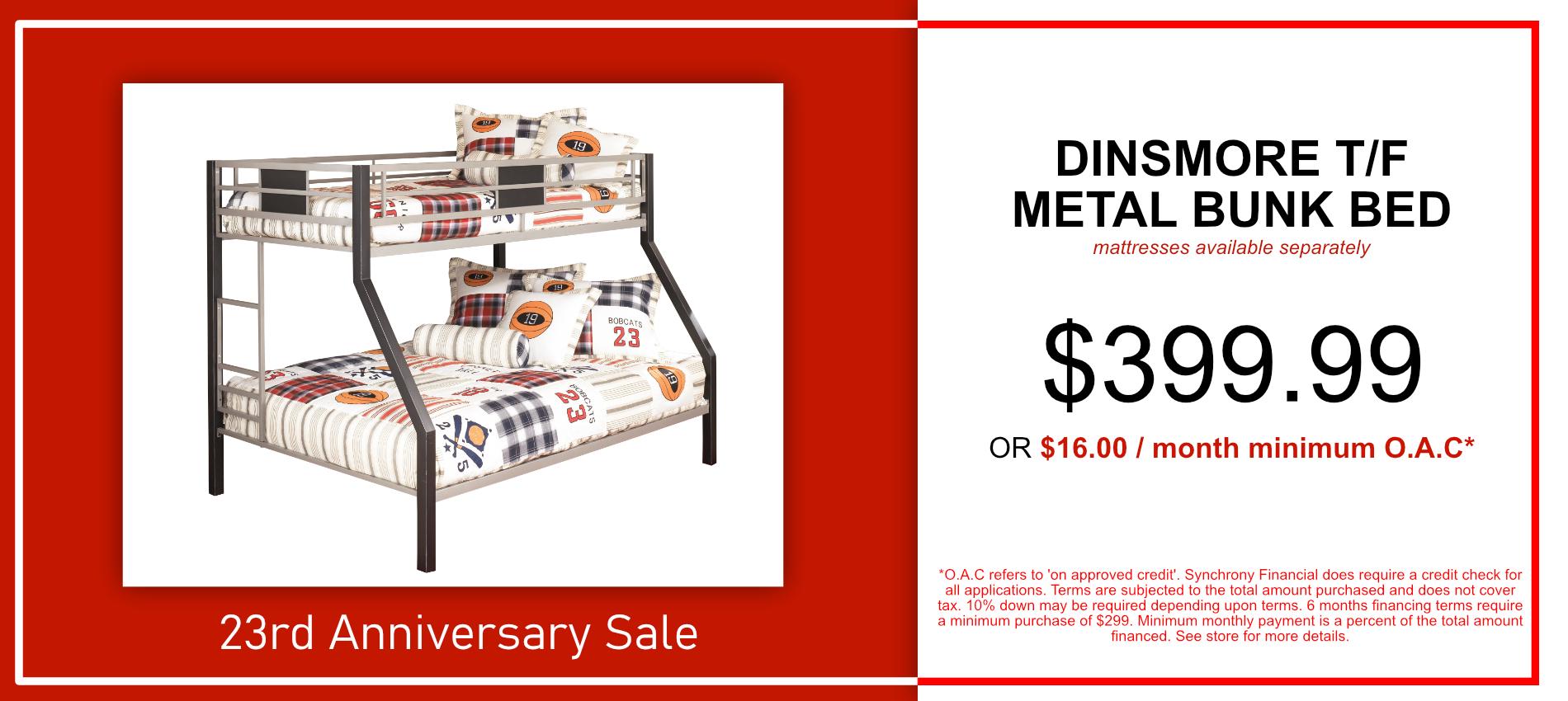 Anniversary Sale!