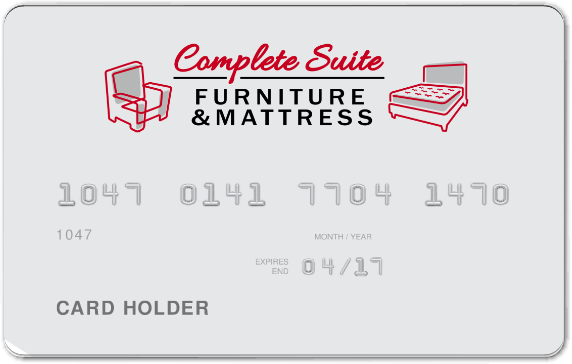 Financing Credit Card