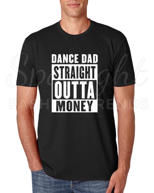 Dance Dad Outta Money Adults