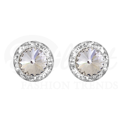 MultiStone Earrings (Swarovski) 20mm
