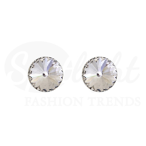 Rivoli Earring (Swarovski) 16mm