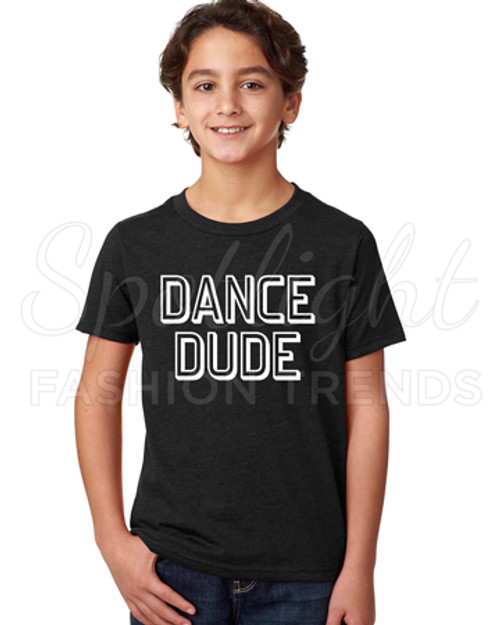 Dance Dude Tshirt (Child)