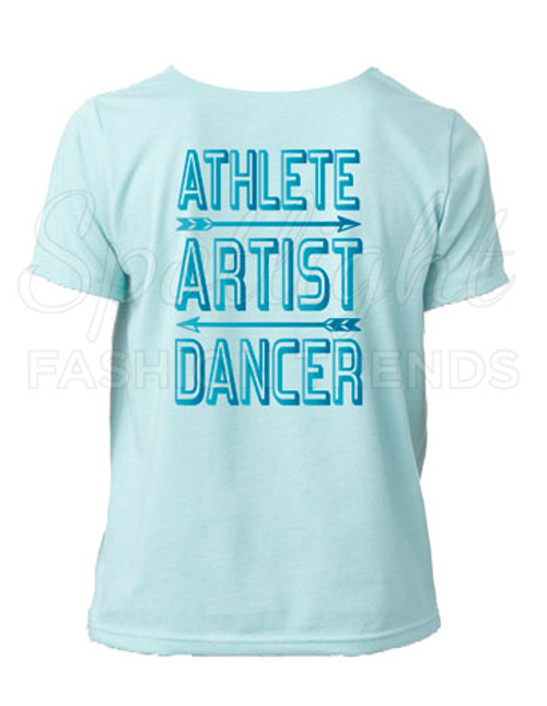 Athlete Artist Dance Tshirt (Child)