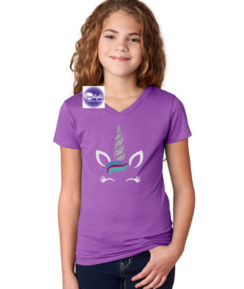 *Unicorn Tshirt (Child)