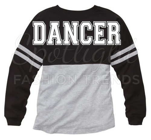 *Dancer Spirit Jersey Flock LS