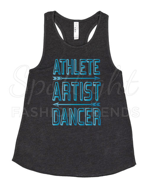 Athlete Artist Dance Tank (Child)