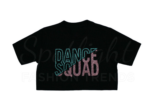 Dance Squad Crop Top