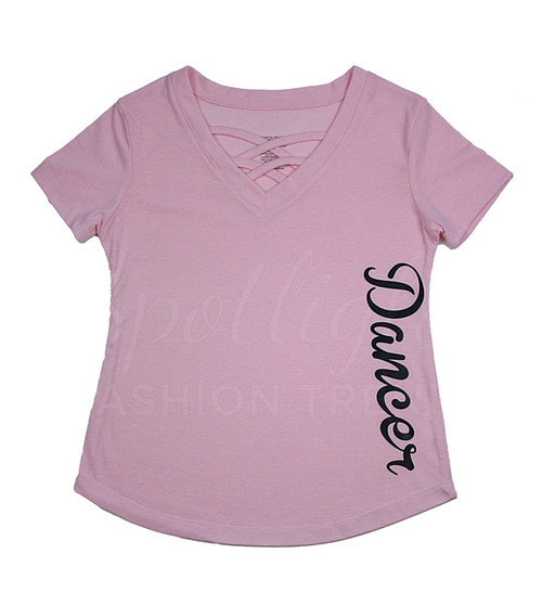 *Dancer Criss Cross Tshirt