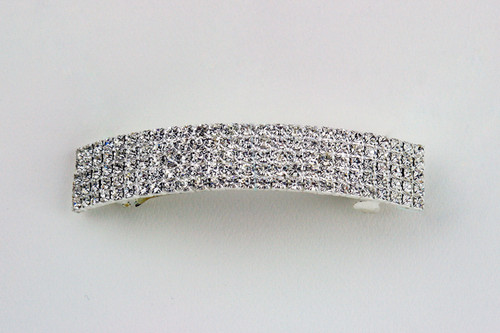 Curved Barrette