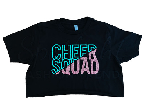 Cheer Squad Crop Top