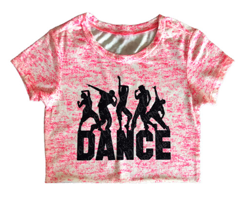 Dance Group Crop Top