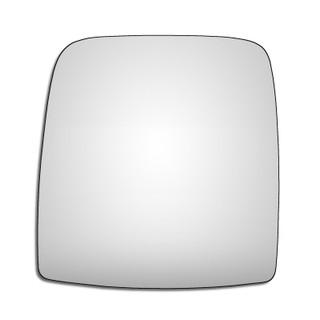 Left Hand Passenger Side Fiat Talento Van 2016-2020 Convex Wing Mirror Glass