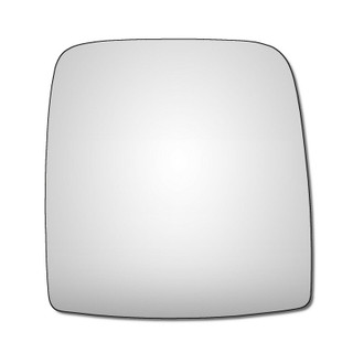 Right Hand Drivers Side Fiat Talento Van 2016-2020 Convex Wing Door Mirror Glass