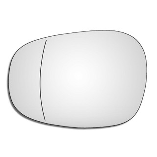 Left Hand Passenger Side BMW 1 Series 2008-2013 Wide Angle Wing Mirror Glass