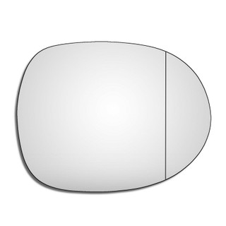 Right Hand Drivers Side Honda Civic Mk8 2006-2011 Wide Angle Wing Mirror Glass
