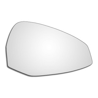 Right Hand Drivers Side Audi A4 / S4 B9 2015-2019 Convex Wing Door Mirror Glass