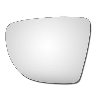 Left Hand Passenger Side Renault Captur 2013-2020 Convex Wing Door Mirror Glass