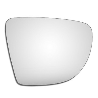 Right Hand Drivers Side Renault Clio Mk4 2012-2020 Convex Wing Door Mirror Glass