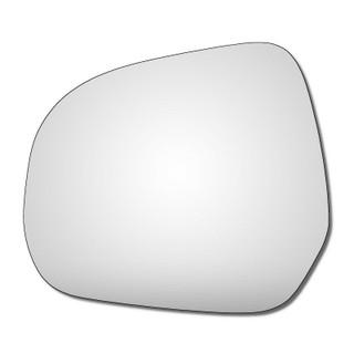 Left Hand Passenger Side Vauxhall Agila B 2008-2015 Convex Wing Mirror Glass