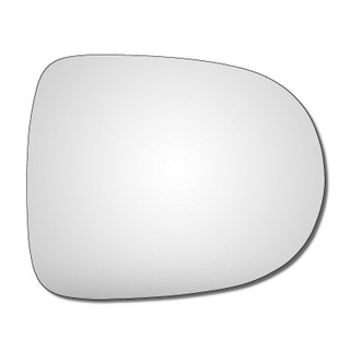 Right Hand Drivers Side Renault Clio Mk3 2009-2013 Convex Wing Door Mirror Glass