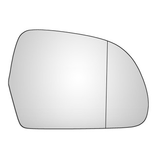 Right Hand Drivers Side Skoda Superb 2008-2015 Wide Angle Wing Door Mirror Glass